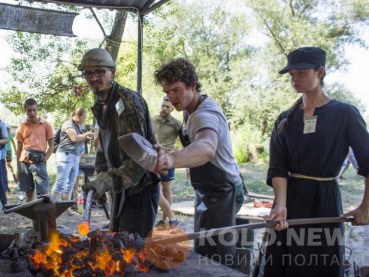 Ковалі з різних куточків України зібрали…