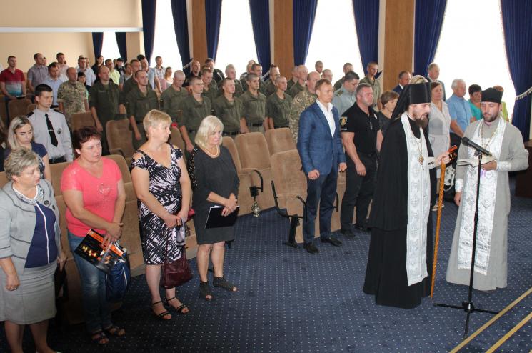 УКропивницькому молитвою вшанували пам'ять загиблих правоохоронців