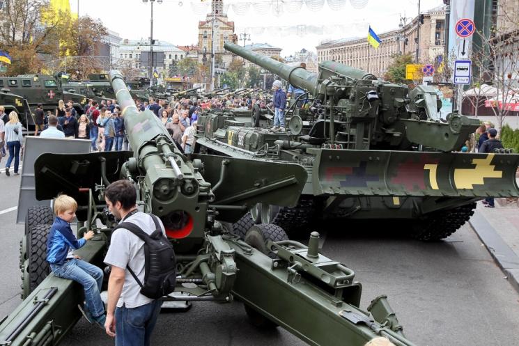 Що покажуть на військовому параді до Дня…