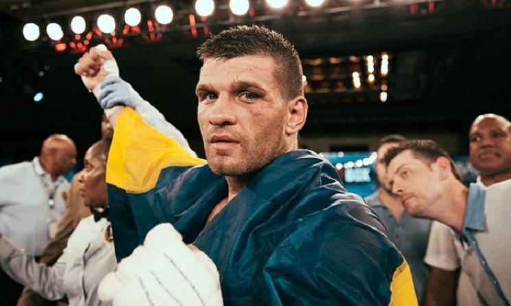 ВІДЕО: Український боксер нокаутував багамця