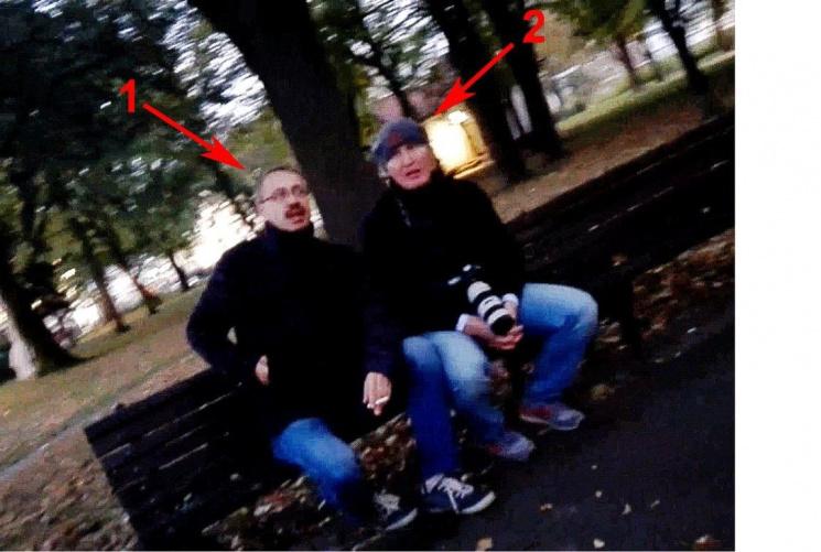 Попытка перелома вЧерногории: СМИ показали фото русских кураторов