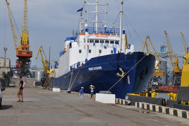 З Одеси відправилася експедиція, яка проведе дослідження екології Чорного моря