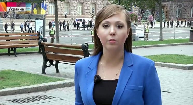 ВОБСЄ вступилися заросійську пропагандистку Курбатову, видворену зУкраїни