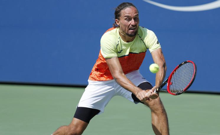 Долгополов впервый раз с позапрошлого года одержал победу наUS Open