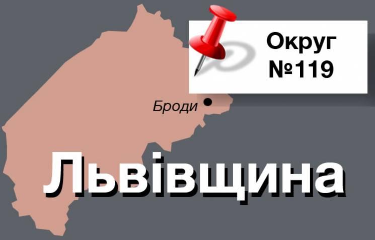 Округ N119: За кого проголосують найнаці…