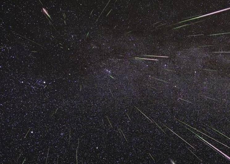 Кубанці побачать метеорний потік Персеїди