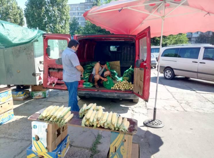 У Заводському районі Миколаєва розігнали стихійних торговців