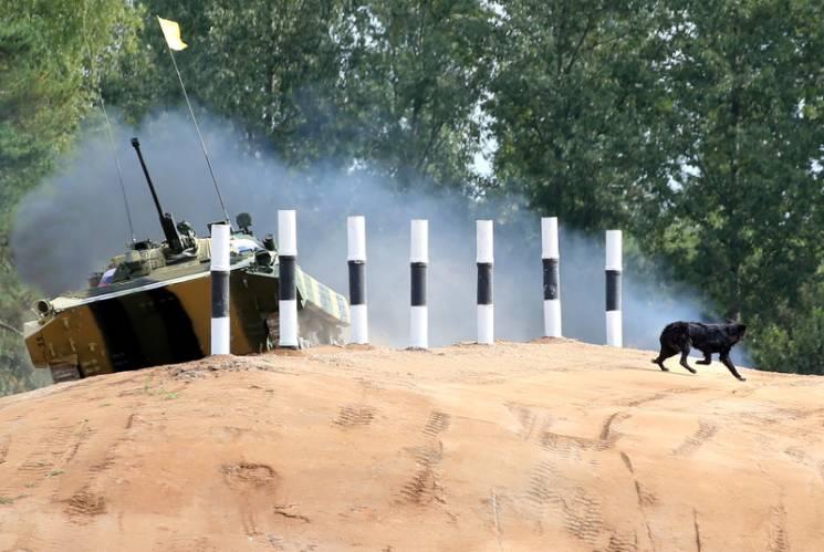 Вихідні на Донбасі: Чому бойовики застосували танки, БМП і важкі міномети (КАРТА)