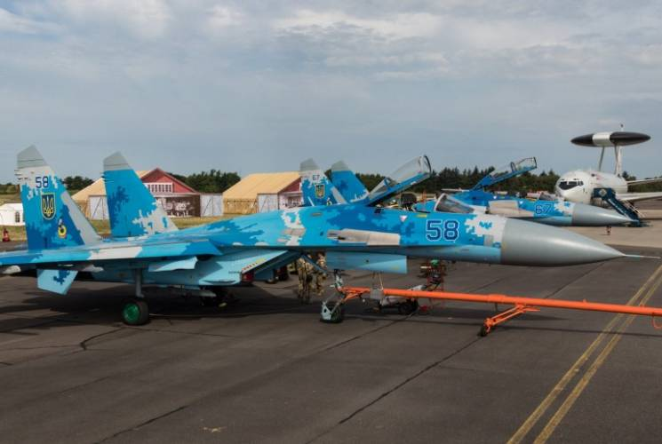 Тепер з керованими ракетами: Як в Україні покращують парк радянської бойової авіації
