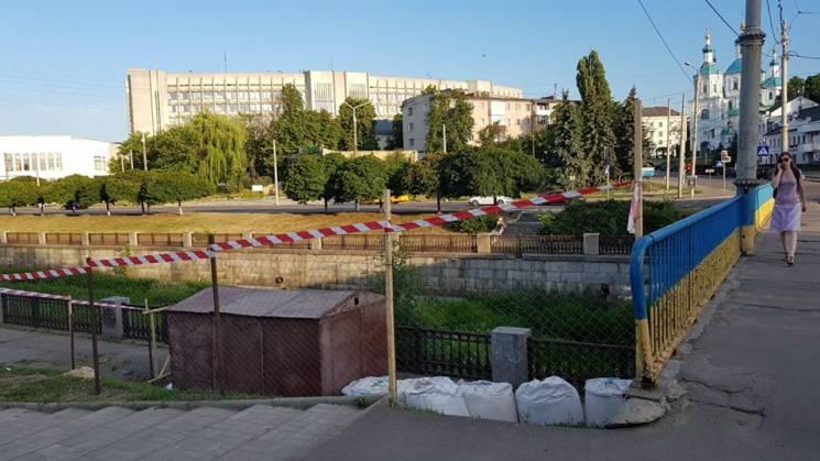 Відзавтра транспорт об'їжджатиме міст по вулиці Горького