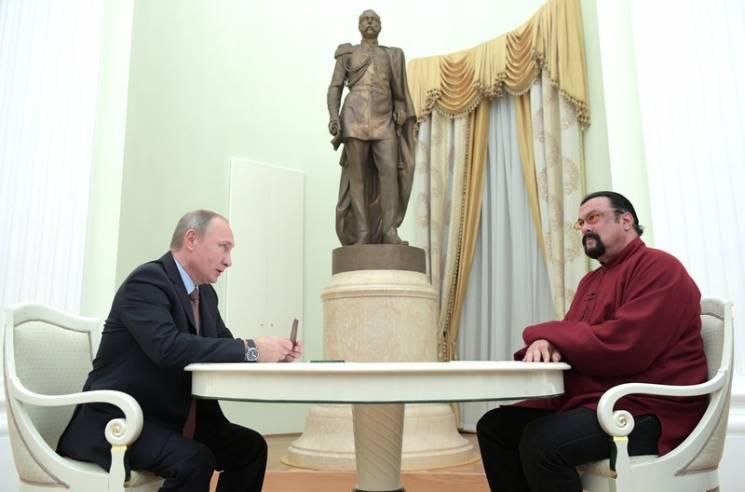 Зв'язківець із США: Навіщо Путіну підстаркуватий Сігал