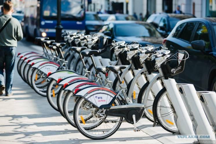 Стало відомо, коли у Києві відкриють велопрокати