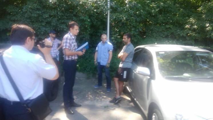 Хабар у $200 тис.: Що відомо про затриманого Олексія Тамразова