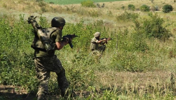 Бойовики на Донбасі здійснили 45 обстрілів позицій ООС, один боєць ЗСУ загинув