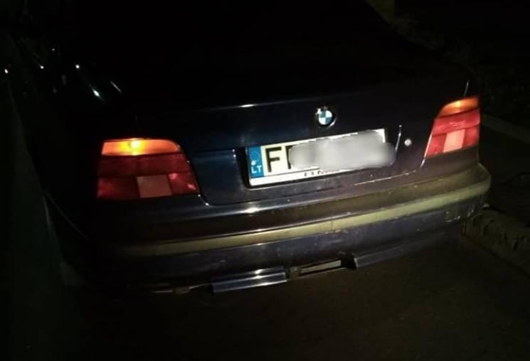 Неспокійна ніч: У Хмельницькому патрульні виявили вісім нетверезих водіїв