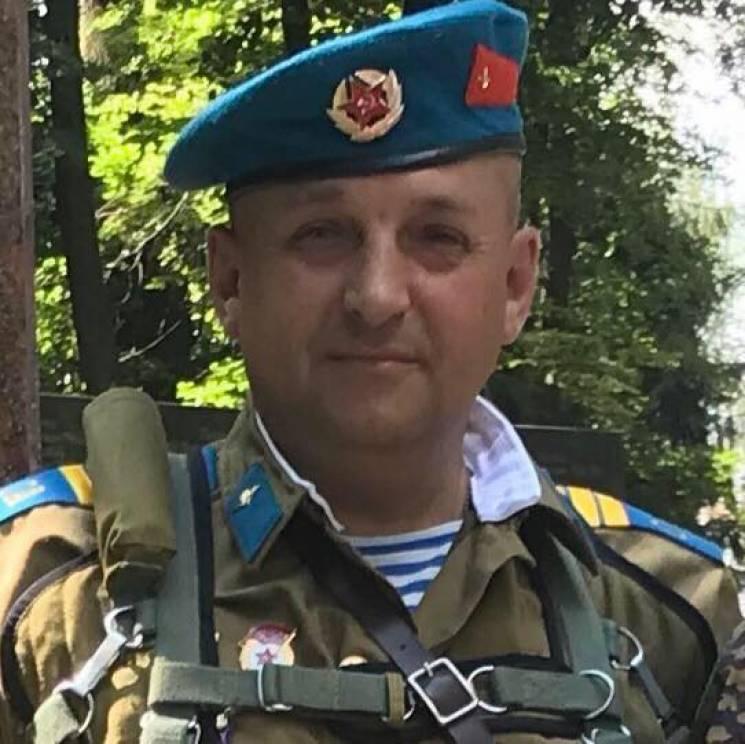 У Вінниці побили голову спілки ВДВ