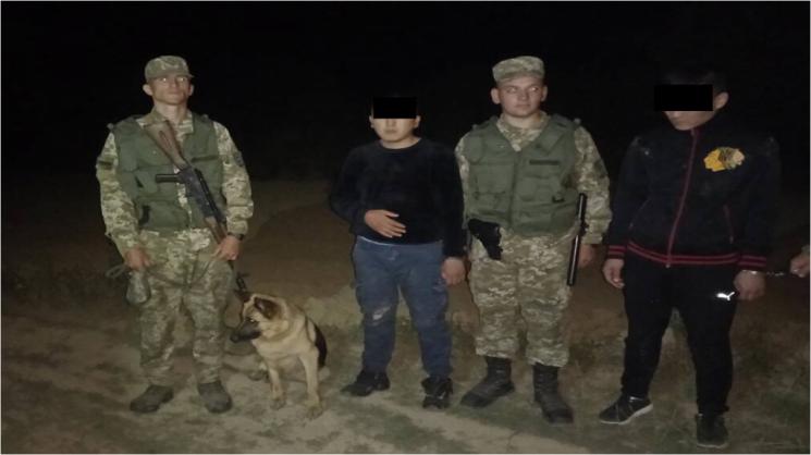 На Закарпатті виявили нелегальних мандрівників з Монголії (ФОТО)