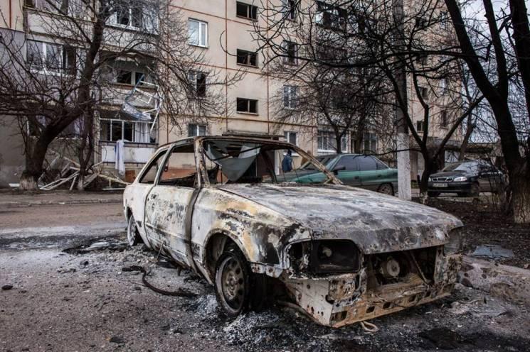 Мешканець Балаклії відсудив у держави компенсацію за знищене снарядами авто (ДОКУМЕНТ)
