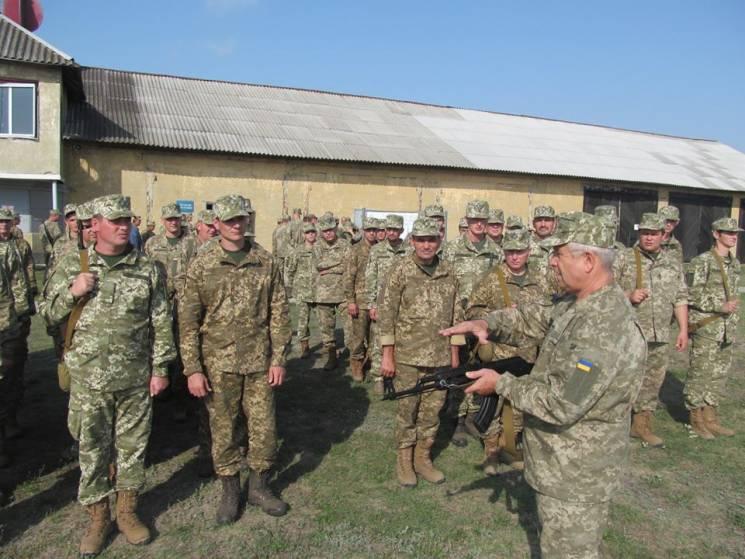 Восени Харківщина відправить в армію тисячу призовників