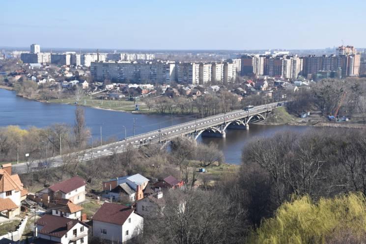 У Вінниці на дев'ять днів повністю перекриють Київський міст