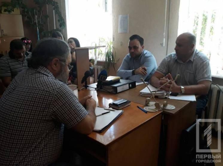 У Кривому Розі вперше провели закрите судове засідання у справі поранення журналіста на навчаннях (ФОТО)