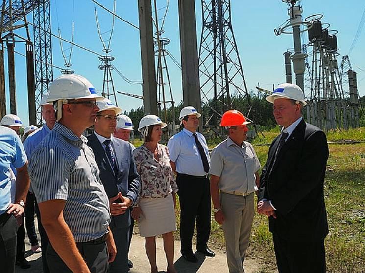 Хмельницьку АЕС відвідала делегація НКРЕКП