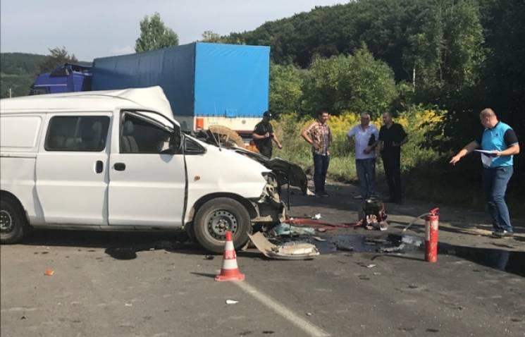 На Мукачівщині сталася смертельна ДТП (ФОТО)