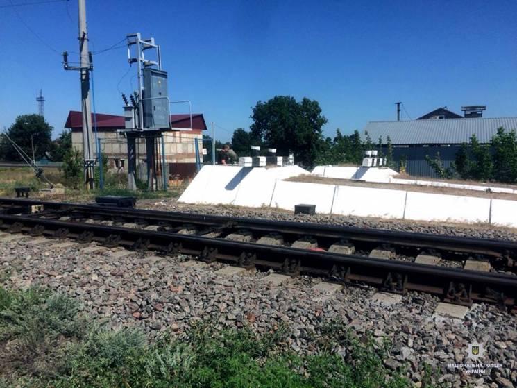 На Харківщині пенсіонер загинув під колесами потягу (ФОТО)