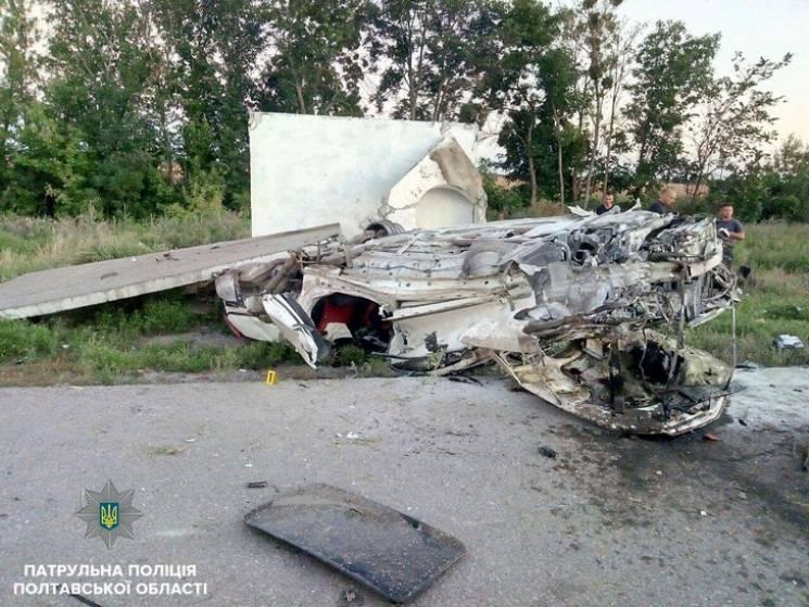 Сезон ДТП: З початку серпня на дорогах Полтавщини сталося 33 аварії (ФОТО)