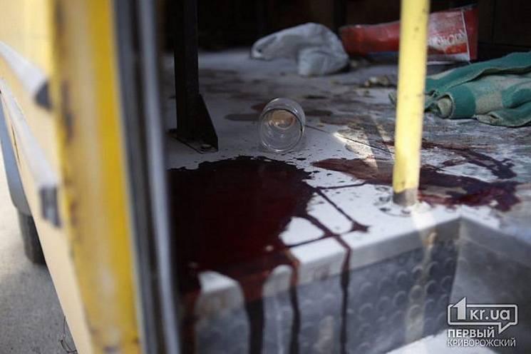 У Кривому Розі у маршрутці вибухнув вогнегасник: Постраждали двоє людей