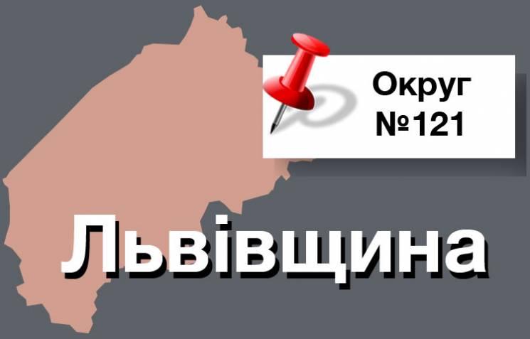 Округ N121: Хто підкорить Дрогобич, Трускавець і Борислав