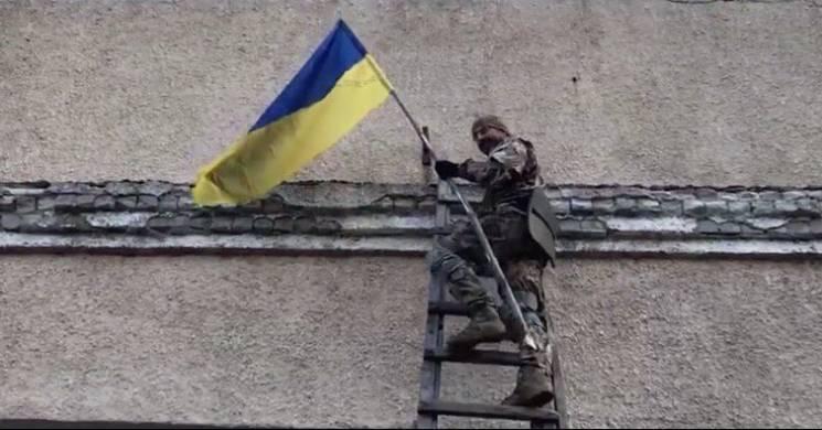 З початку ООС Україна відвоювала у окупантів 15 кв км території