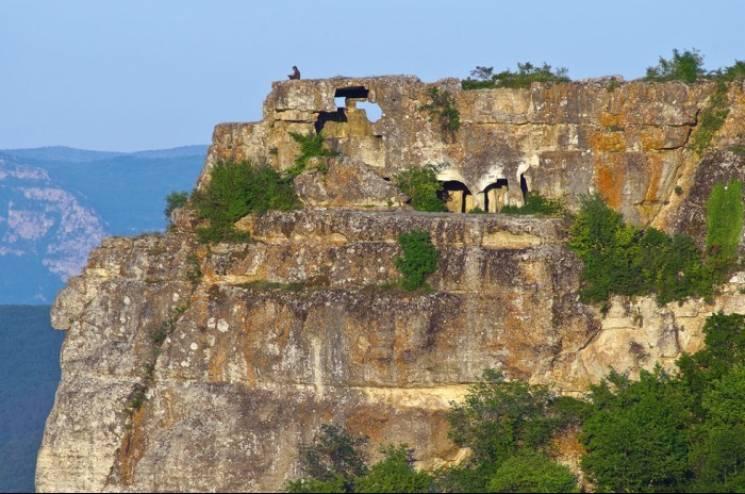 В окупованому Криму руйнується печерний комплекс, що до анексії хотіли внести до списку ЮНЕСКО