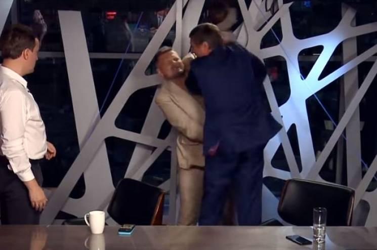 Мосійчук проти Шахова: Чому бойові півники стають трендом телеефіру