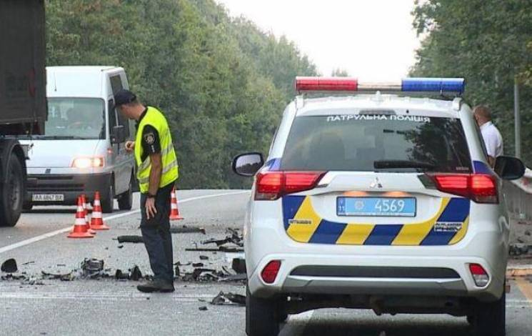 В ДТП під Вінницею постраждало семеро лю…