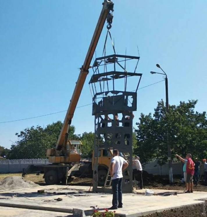 Під Одесою відкриють пам'ятник захисникам Донецького аеропорту (ФОТО)