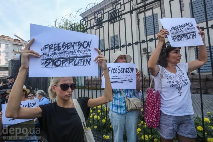 Видео дня: 100 дней голодовки Сенцова и новая жертва харьковского стрелка
