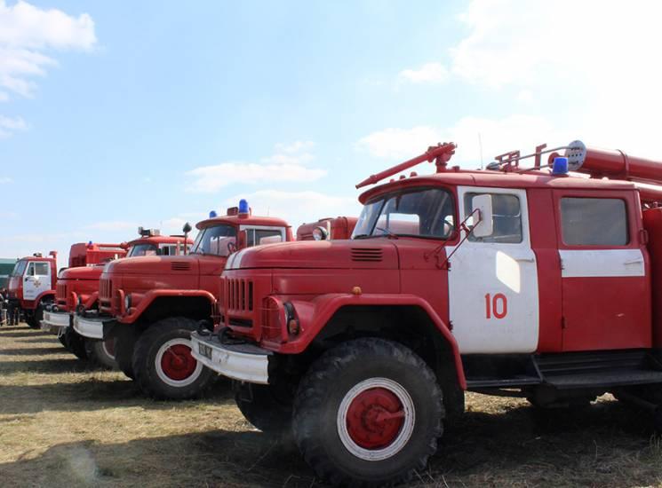 На Полтавщині третю добу горить торфовищ…