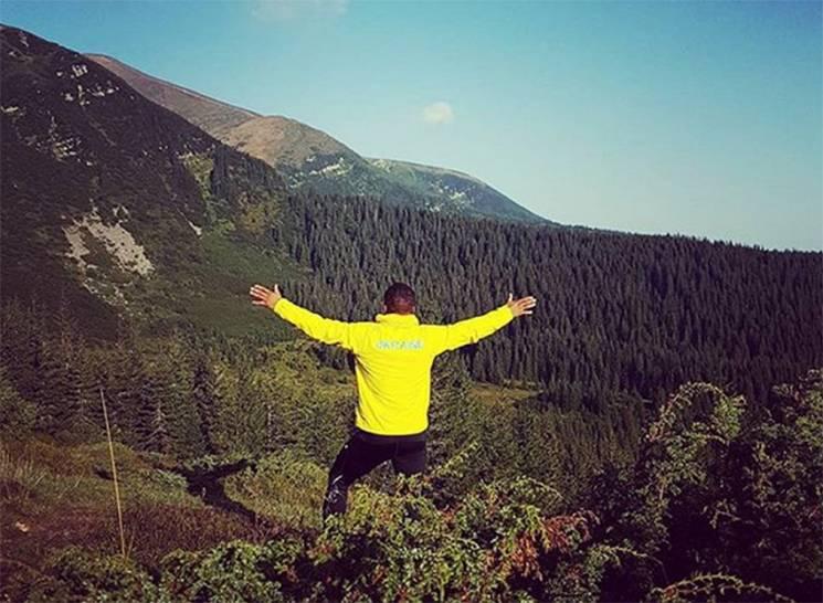 Як спортсмени вітали Україну з Днем Незалежності