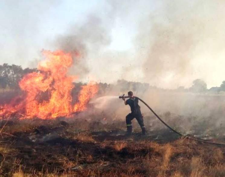 Полтавщина в огне: Неподалеку Кременчуга…