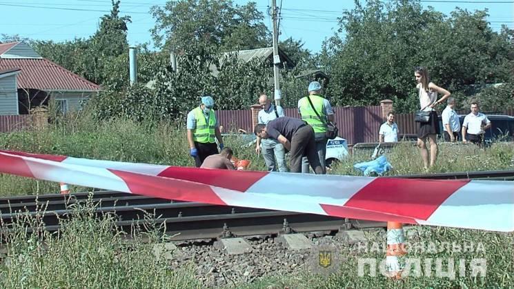 Вінницькі поліцейські затримали кілера, який застрелив Віталіну Плахотнюк
