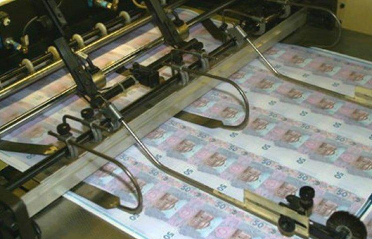 В НБУ рассказали, сколько гривен «напечатали» с начала года