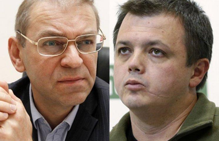 За крісло голови РНБО борються Пашинський і Семенченко - ЗМІ