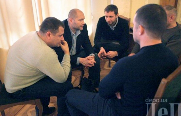 Патриоты в Раде объединятся в оппозиционную группу «Укроп»