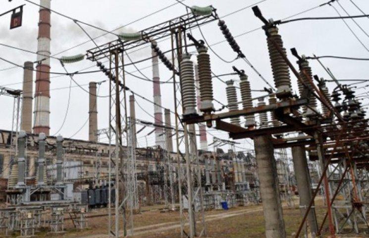 Часть ТЭС на Востоке Украины могут остановиться через четыре дня