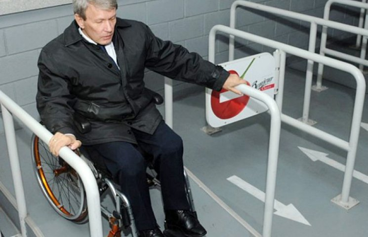 Омбудсменом з прав інвалідів призначений Сушкевич