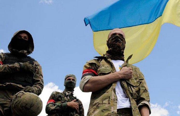 Бойцы «Правого сектора» и «ОУН» не могут доказать, что воевали в АТО