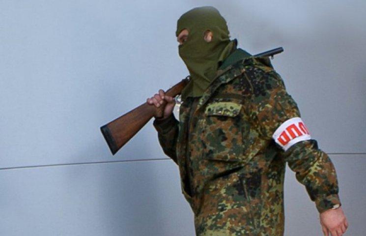 У Донецьку будинок, який будує фірма Януковича, охороняє «Оплот»