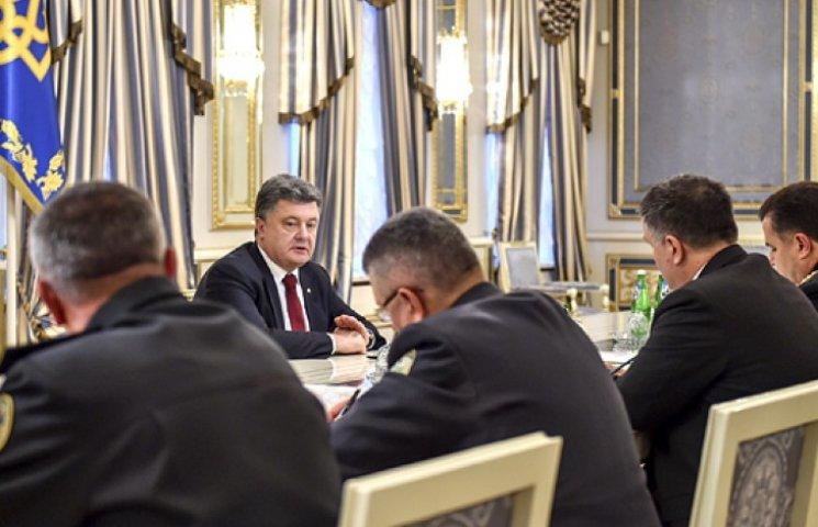 Порошенко назвав дату повного припинення вогню на Донбасі