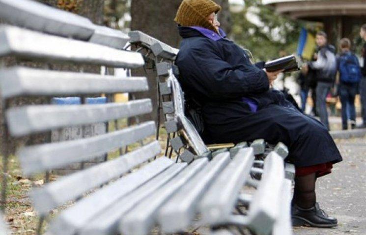 «Передноворічні» пенсії отримав лише кожен десятий пенсіонер